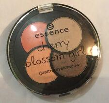 ** NEW ~ Essence ~ Cherry Blossom Girl Quattro Eyeshadow ~ Dreaming Under .....