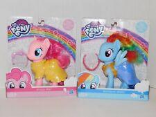 My Little Pony Pinkie Pie AND Rainbow Dash TWO 6 inch Ponies