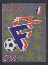 Panini - Euro Europa 96 - # 175 France Foil Badge