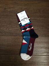 calcetines Happy calcetines peinado algodón elastano Talla 36/40 TR01-068