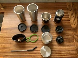 Ultimate Klean Kanteen Vacuum Insulated Bundle, Food, Water, Beer, Kids & More