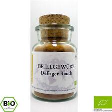 80g Grillgewürz Deftiger Rauch Bio im Korkenglas - 100g Grundpreis: 10,88€