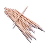 30pcs bâtonnets ouatés pour application Précise de Peinture, Colles 1/35 28mm HO