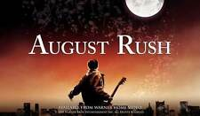 AUGUST RUSH Movie POSTER 14x36 Insert Freddie Highmore Keri Russell Jonathan