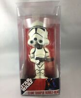 2007 Funko Star Wars Wacky Wobbler - Clone Trooper Bobble Head