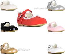 Chaussures à boucle pour bébé