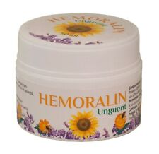 HEMORALIN-  hemorrhoid oitment with Immediate effect