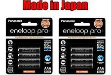 8 Panasonic eneloop PRO AAA Rechargeable battery Ni-mh 950mAh