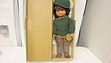 1982 Sekiguchi Japan Sala & Berg Boy Doll-Limited Ed 5527- Original Box, tag
