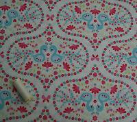 Bird Print * Cotton Fabric * Flutterberry by Riley Blake Fabrics*Quilting*Craft