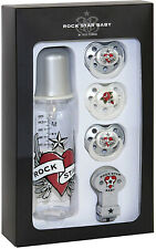 Rock Star Baby HEART /& WINGS Geschenk Set