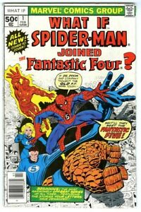 What If (1977 series) #1 Fine New Marvel Collection