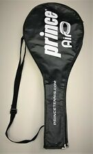 Prince Tennis Racquet Carrying Bag w Shoulder Strap Racket Case Cover Padded