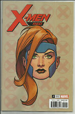 X-Men Red #1 Travis Charest 1:10 Headshot Variant Jean Grey Phoenix Marvel 2018
