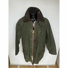 Barbour Giacca Beaufort verde recente C42/107 cm - Green Waxed jacket