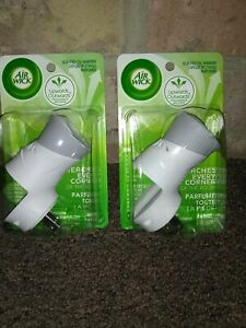 AIR WICK SCENTED OIL WARMER ~ REACHES EVERY CORNER OF THE ROOM ~ LOT OF 2