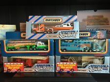 1x Matchbox Convoy to select CY-13/15/35 Rare A-1.Vers.mint OVP 1982-92