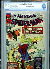 Amazing Spider-man #24 1965 Silver Age Marvel CBCS .5 3rd Mysterio