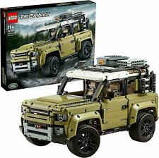 NEW LEGO Technic Land Rover Defender - Model 42110 (11+ Years)