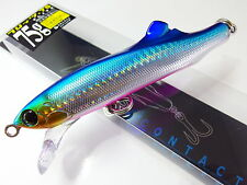 TACKLE HOUSE - FLITZ. 75 120mm 75g Heavy Minnow #15 BLUE PINK