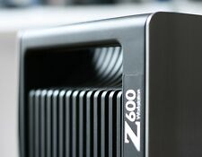 HP Z600 Workstation PC Quad Core Xeon CPU 3.33GHz 12GB DDR3 500GB HDD Nvidia GPU