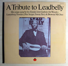 Leadbelly – A Tribute To Leadbelly EX++/EX 1977 2X  LP TOM-2-7003 LISTEN NOW