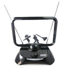 Antenna Digitale TeKone Atn-99 Tv Dvb-T Amplificata 38dbi Full Hd Vhf Uhf hsb