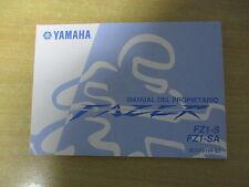 Manual del propietario Yamaha FZ1 - S SA (3C3) Fazer Fahrerhandbuch