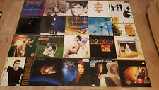 Sammlung 20 LP's Synth-pop, Electronic - ELO, Mubare, Kitaro, Prince - s. Text