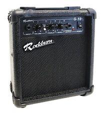 Rockburn Amp - 10 vatios Amplificador para guitarra eléctrica-G-10