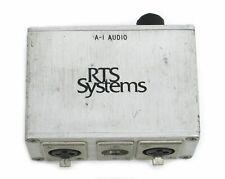 RTS Systems Program Coupling Unit model PCU-1