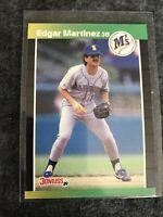 1989 DONRUSS #645 EDGAR MARTINEZ Seattle Mariners Near Mint/mint Centered, Sharp
