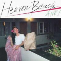 ANRI Heaven Beach Paper Jacket Japan City Pop Mini LP CD