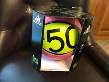 Adidas Performance F50 X-ite Ii Soccer Ball Pink Zest/Solar Slime/Black 3