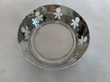 Alessi Girotondo Stainless Steel Fruit Bowl  Made in Italy