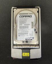 Compaq Hardrive Ultra 3 With Caddy 3R-A0925-AA 18GB 10K BD018635C4 MAJ3182MC