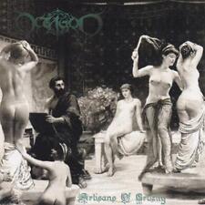 OCTAGON Artisans of Cruelty CD