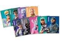 ALL 9 FORTNITE PANINI SERIES 1 RARE PROMOTIONAL HOLO FOIL CARDS, P1, P2, P3, P4