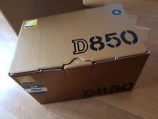Nueva cámara réflex Nikon D850 DSLR (sólo cuerpo)