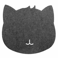 Shaped Mats Optical Universal Cat Cute Cat Design Pad Mouse Mat For Computer