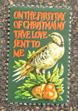 1971US #1445 8c Christmas Partridge  Mint NH    VF