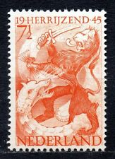 Nederland  443  Bevrijdingszegel  1945   LUXE POSTFRIS