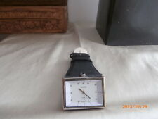 Art Deco Bijoux Terner K 10947 Model New Black Leather Strap