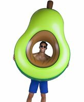 BigMouth Inc - Giant Avocado Fruit Inflatable Swimming Pool Float Raft Tube