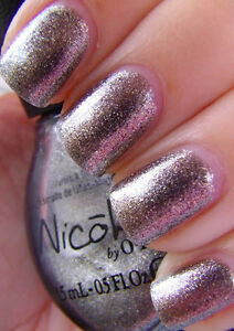 Nicole OPI Nail Polish Shade Color A PHILS PARADISE .5oz MOD FAMILY COLLECTION