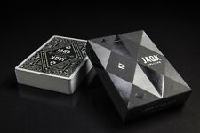Black JAQK Deck by JAQK Cellars Poker Playing Cards RARE Spielkarten