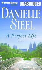A PERFECT LIFE - A Novel - unabridged audio book on CD by DANIELLE STEEL