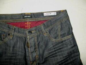 Jeans ANTONY MORATO Tg.W32 Uomo Regular Slim Fit da Uomo trousers denim man