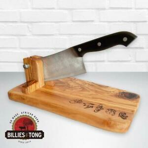 Big 5 Olive Wood Cutter / Chopping Board - Kitchen, Gift, Africa