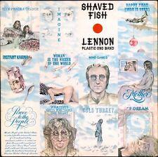 Shaved Fish  Lennon, Plastic Ono Band Vinyl Record